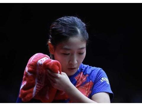 刘诗雯奥运名额稳了?听听她自己怎么说的,难题交给刘国梁