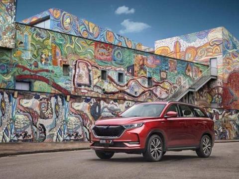 长安欧尚首款紧凑型SUV X7预售 7.99万元起