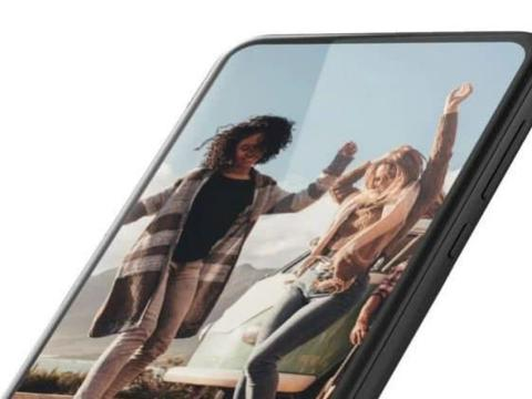 摩托罗拉One Hyper配备了弹出式摄像头,64MP主传感器