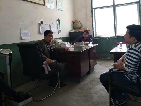 阳新富池镇开展企业员工欠薪和拖欠农民工工资问题摸排调查工作
