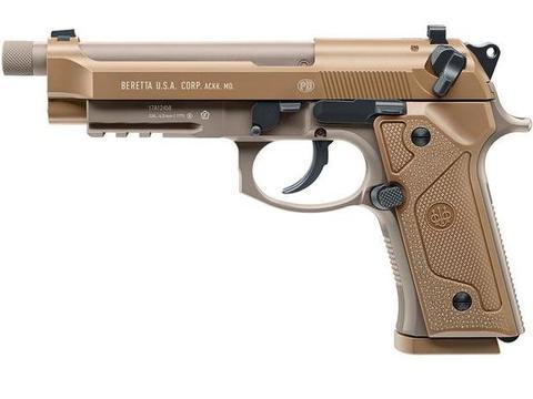 M9A3未能接替M9系列留在美军,难道一代手枪之王将就此落幕?