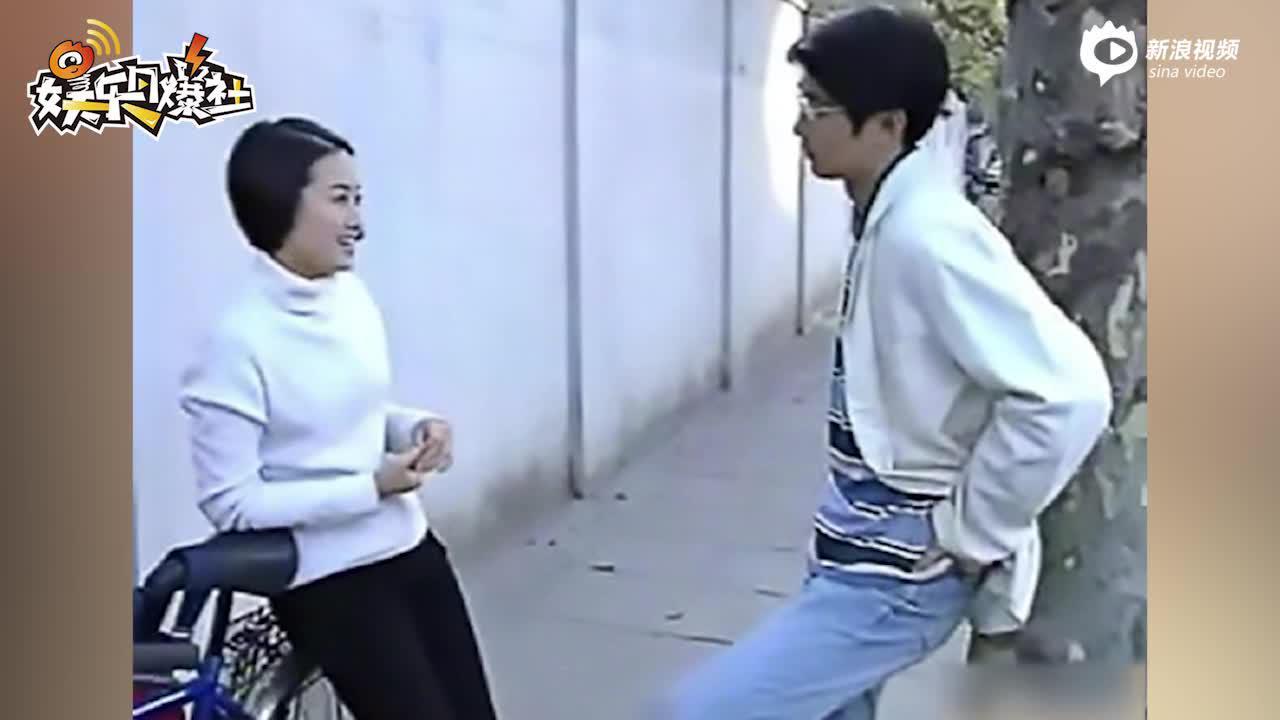 马伊琍保剑锋合影旧照超青涩 老搭档再合作默契足