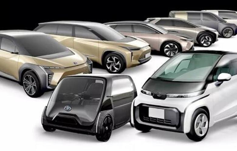 丰田的电动化野心:不只追赶,还要超越