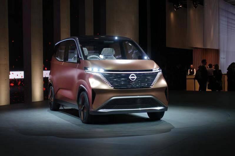 """未来SUV设计""""风向标"""",日产全新Ariya概念车领衔东京车展"""