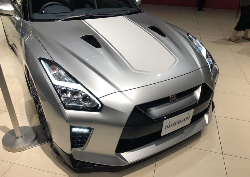 传奇50载 经典再延续 日产GT-R 50周年纪念版亮相东京车展