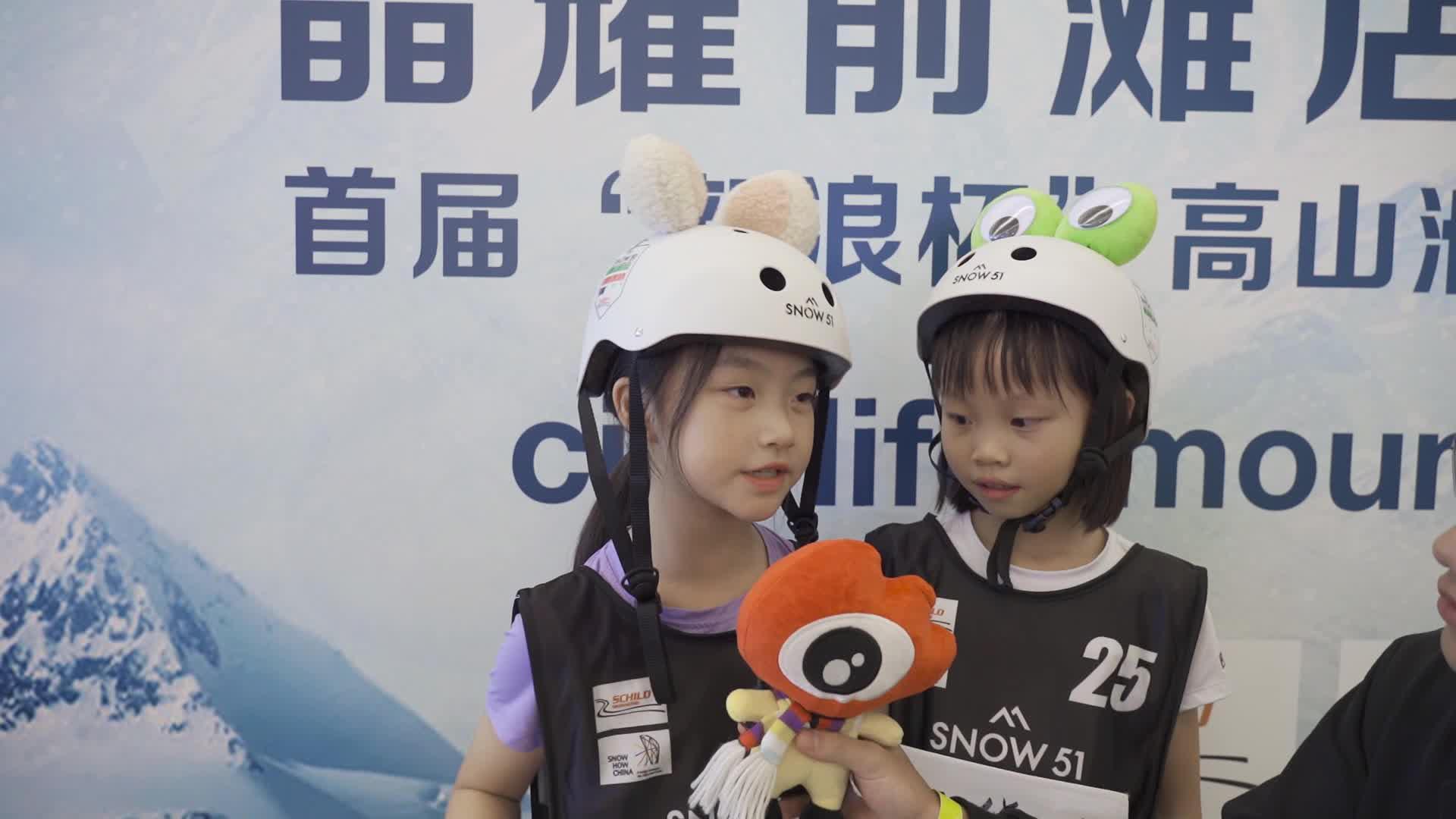 视频-滑雪少年SNOW51创造!