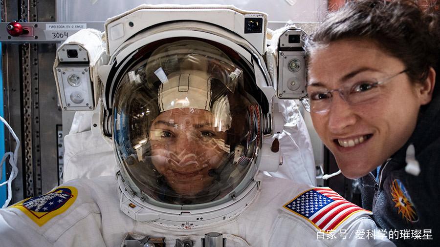 女性宇航员完成太空行走,NASA:登陆火星第一人可能是女性