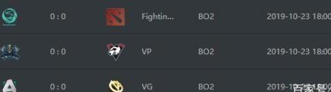 ESL One汉堡站赛前预测:VG迎战强敌A队,TNC傲视B组