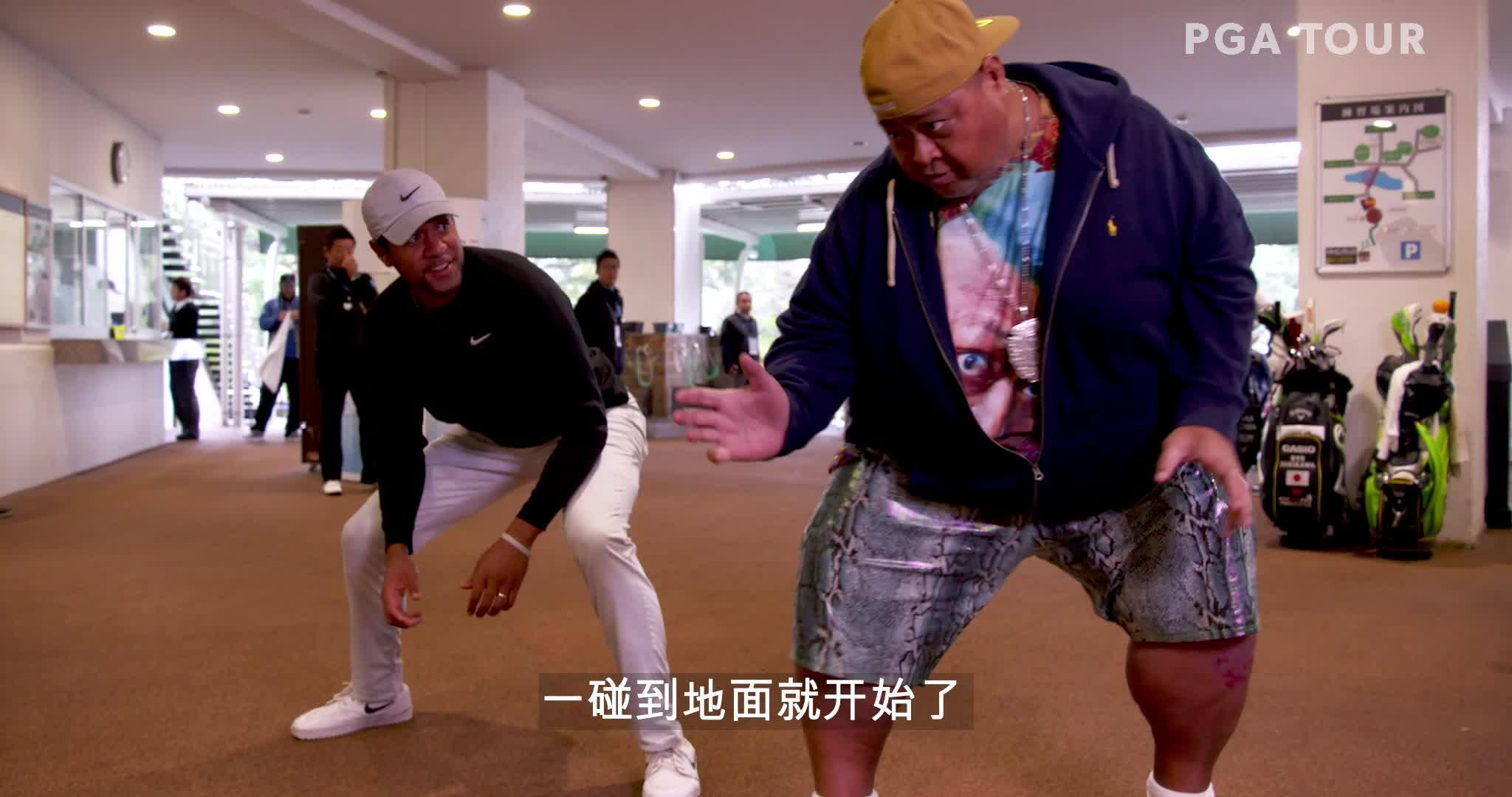 弗诺挑战日本相扑