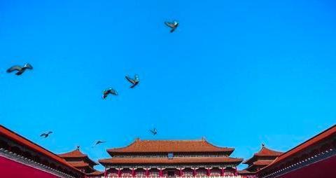 """中国最大的故宫:位居""""世界第一宫殿"""",比北京故宫大29万平米"""