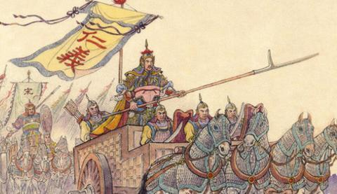 宋国称王,齐国称帝,齐灭宋而五国伐齐,宋王齐帝皆身死国灭