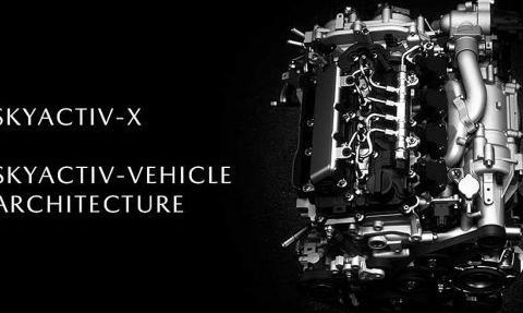 MAZDA新柴油引擎将更清洁有效率