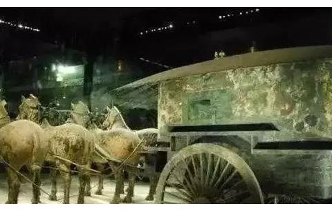 秦始皇陵墓内部高科技探测效果图, 大开眼界