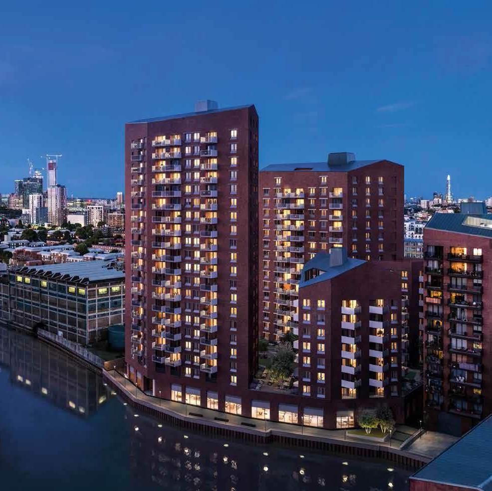 金淼水岸,首付31万起就能获得的东伦敦亲水人生!