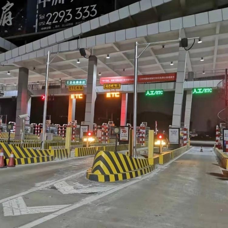 下月起广东高速公路不再单设人工收费车道了