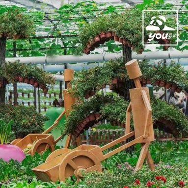 """第十届中国四川(彭州)蔬菜博览会""""蔬乡新风貌""""主题影展征稿啦!"""