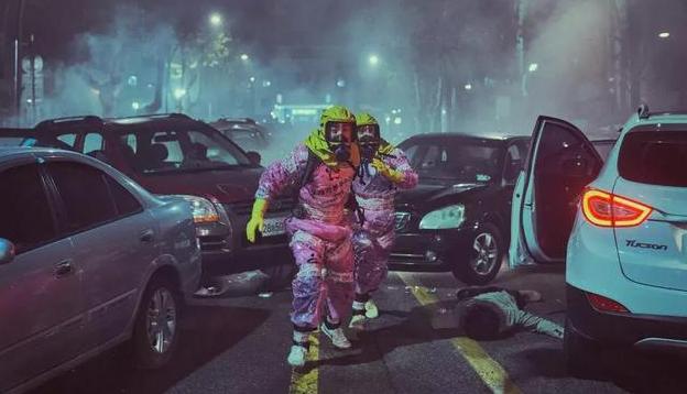 韩国灾难电影《EXIT极限逃生》全程冒冷汗,绝对值得一看!