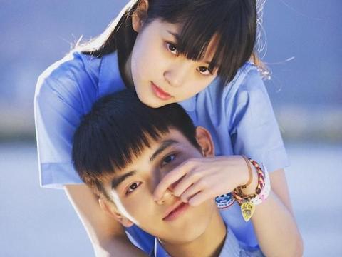 陈飞宇颜值逆天,表哥陈赫18岁旧照流出,原来基因这么强大