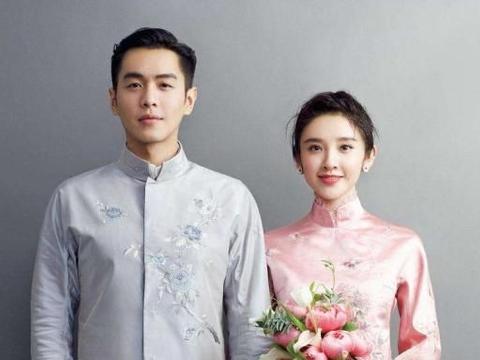 明星中式婚纱照曝光,你最看好哪一对?