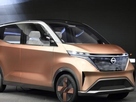 今年东京车展,都有哪些脑洞大开的概念车?