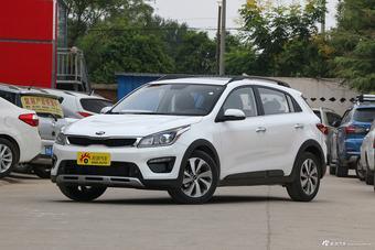 10月新车比价 起亚KX CROSS厦门最高降1.19万