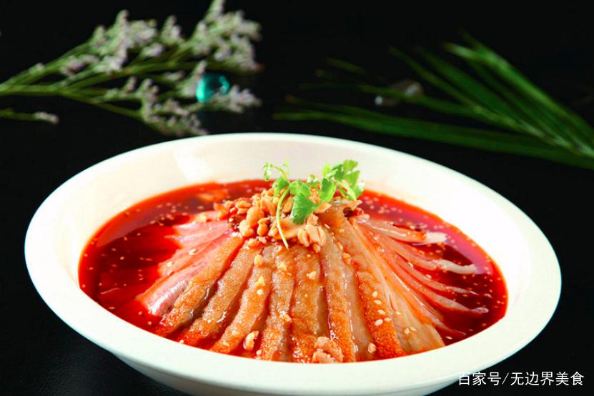 """四川的""""夫妻肺片"""",凉拌菜下酒菜必备,堪称人间美味!"""