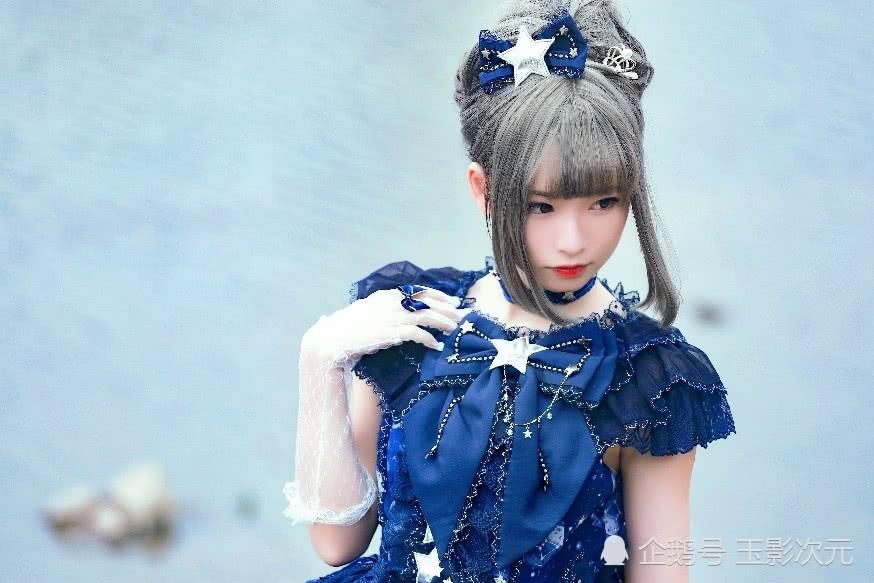 Lolita装扮:广州漫展看到的小姐姐真的贼好看!