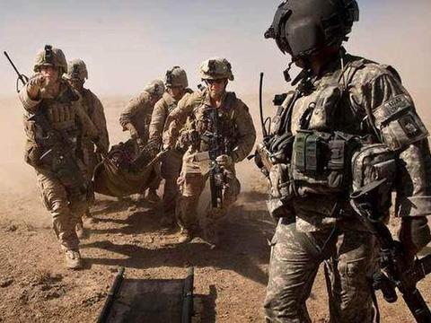 叙利亚之后,美国准备逃离阿富汗,塔利班不但强大而且非常有钱