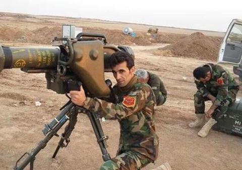 库尔德击毁多辆土耳其坦克,红箭8导弹又立新功?事实大跌眼镜