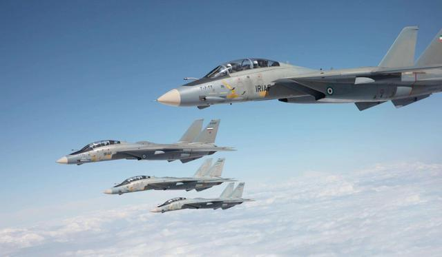 伊朗最先进的战机:伊拉克飞行员只要侦测到它 立马掉头就跑