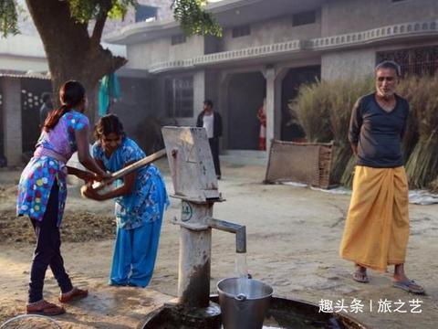 去中印边界旅游,看看印度的农村和中国的农村,差别大吗?