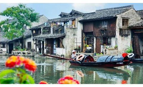 越地风情古镇,绍兴师爷故里,还是《舌尖上的中国》拍摄地