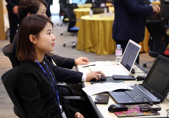 韩国业余女子第一人的职场生活与围棋世界