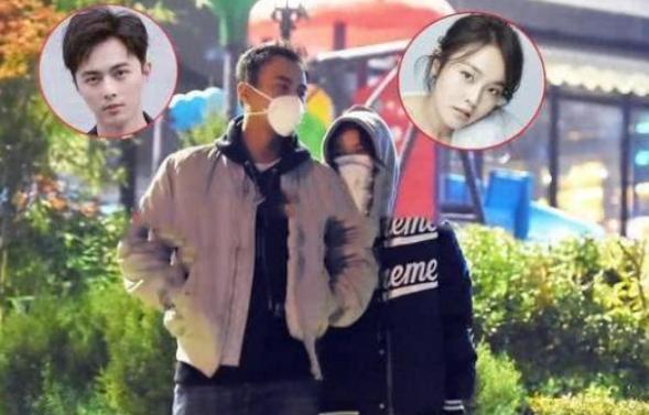 张佳宁叶祖新现身私立医院,网友猜测张佳宁怀孕,结果空欢喜!