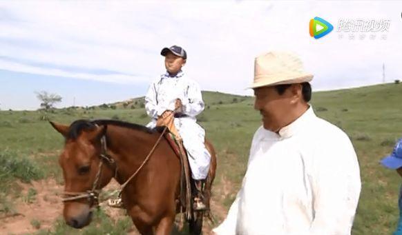 赤峰巴林右旗特木尔巴根,守住纯正的蒙古马