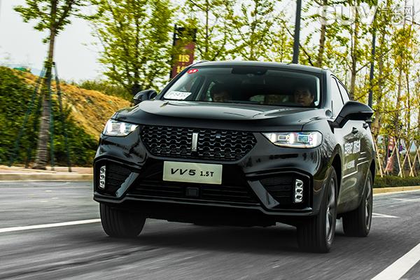年轻人买得起的豪华SUV 试驾2020款VV5