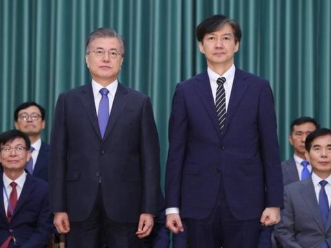曹国已经辞职,文在寅为啥不急于提名和任命新的法务部长?