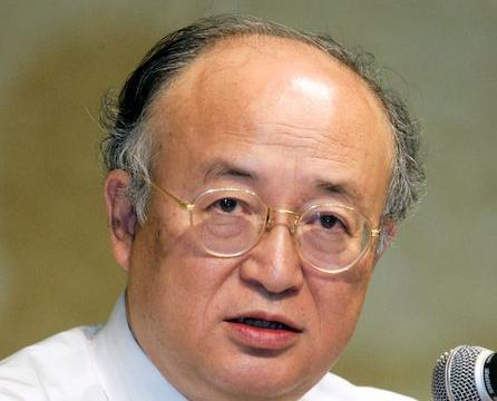 联合国核监督机构总干事天野之弥去世,享年72岁