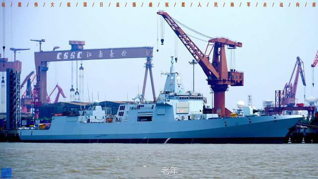 小船扛大炮!4000吨级的俄罗斯军舰 火力和中华神盾差不多