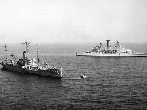"""揭秘六日战争中以色列为什么要攻击美国的""""自由号""""间谍船?"""