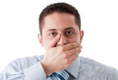 为什么自己闻不到自己口臭?口腔科专家说出了真相