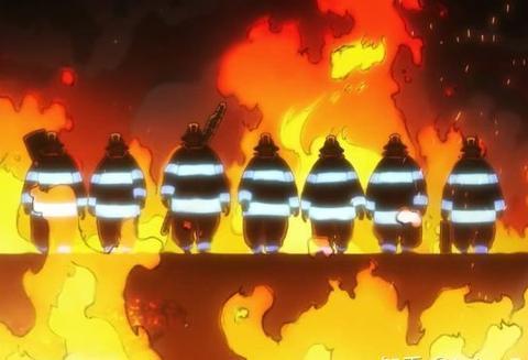 炎炎消防队:新番火热上映,体观感不错,人设新颖,不容错过