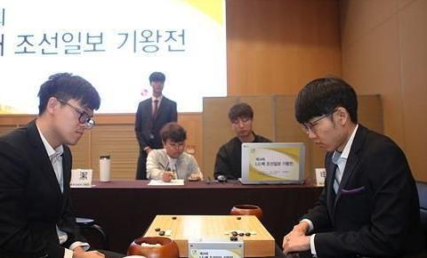 柯洁6连杀遭终结止步半决赛 韩国00后成功复仇 中国提前痛失LG杯