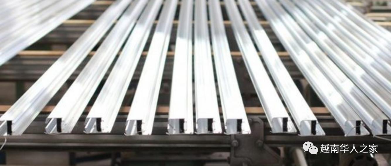越南破获史上最大的出口虚假大案:抓获一批冒充越南制造准备发往美国的中国铝产品,价值高达43亿美元