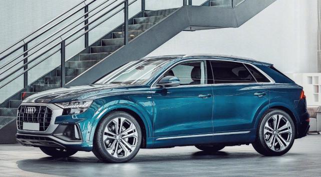 全新旗舰SUV奥迪Q8正式上市,售价为76.88-101.88万