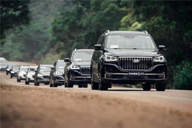 试驾斯威G05,6万多的SUV也能带来惊喜