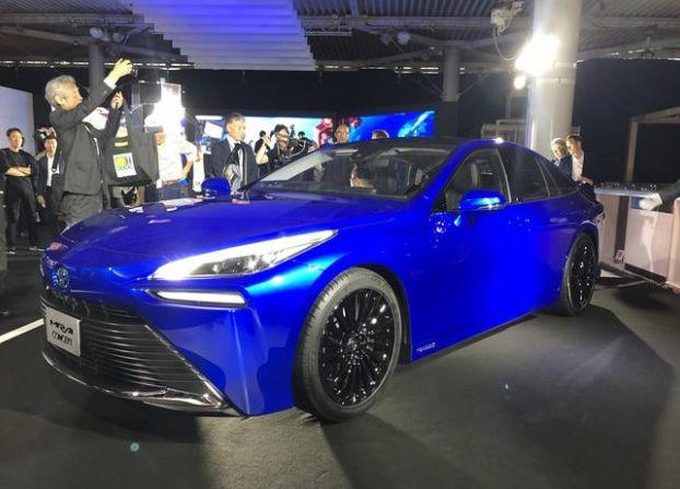 东京车展上的黑科技,未来出行更智能?