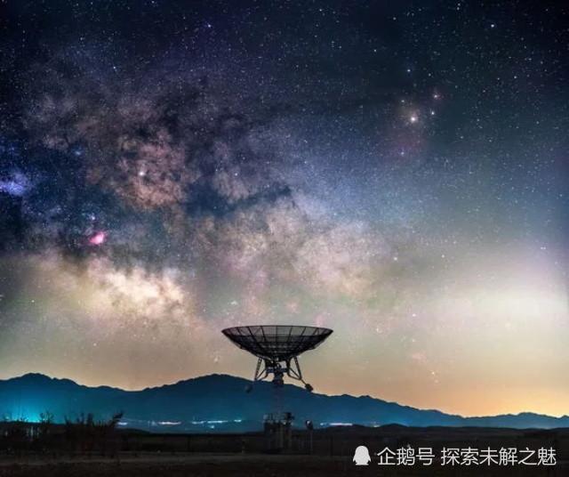 """持续几分之一秒!SETI参与发现""""外星起源""""的快速无线电脉冲"""