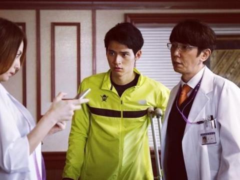 冈田健史客串《Doctor X》主演米仓凉子赞不绝口
