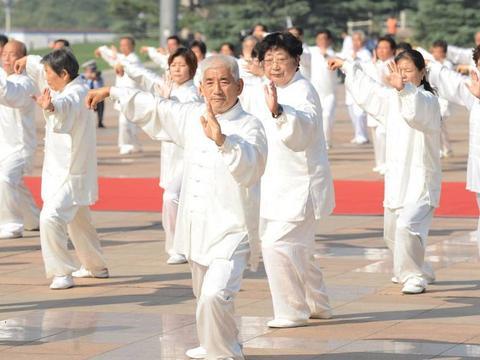 这几类人练习太极拳,会对疾病修复大有助益